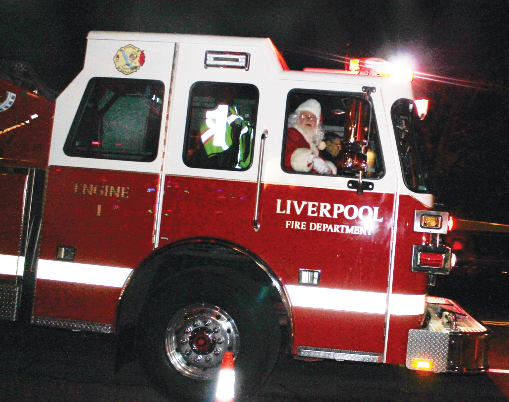 Village of Liverpool: Santa Claus is coming to town Dec. 2