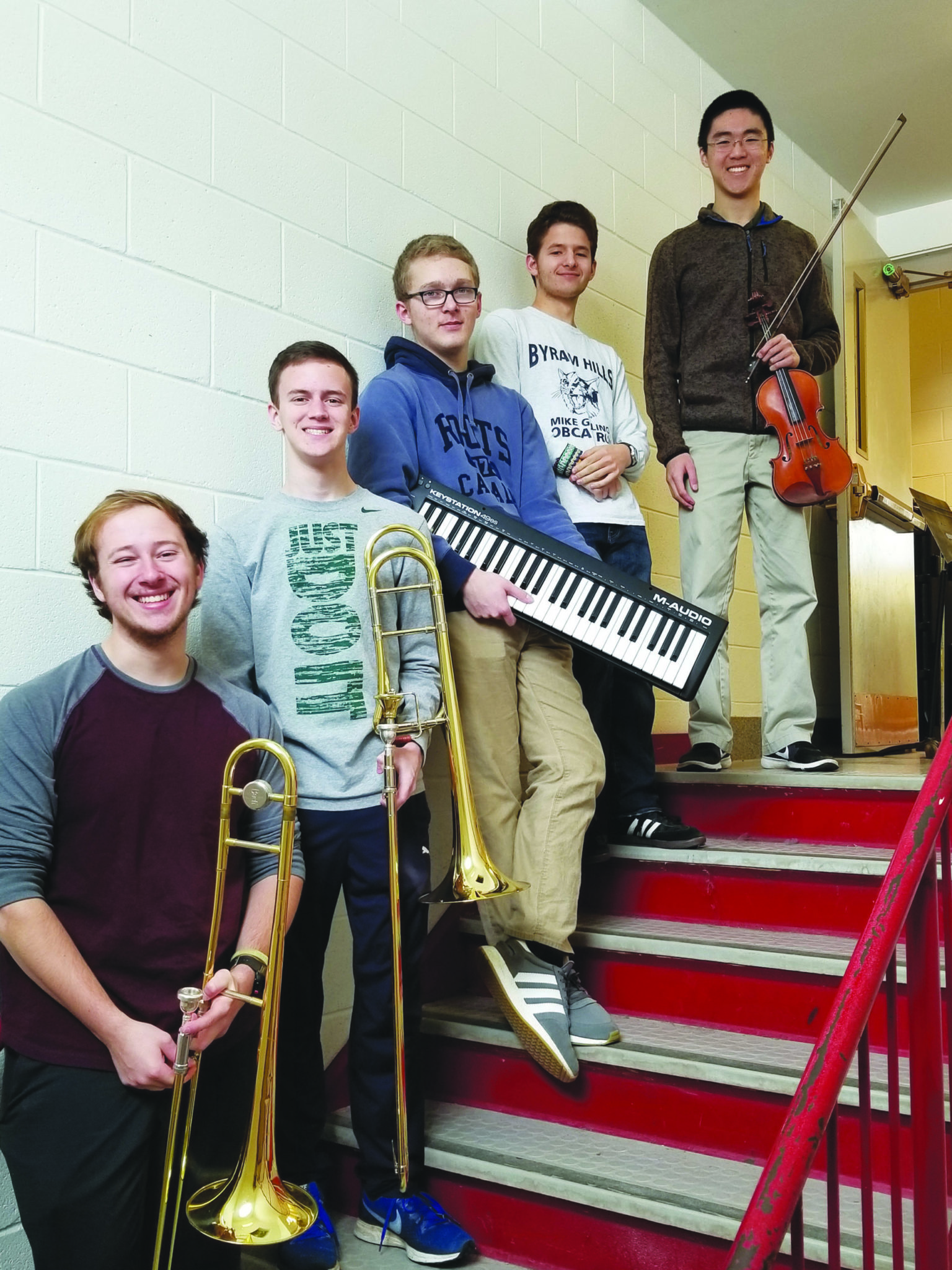 Marcellus musicians for perform at All-State