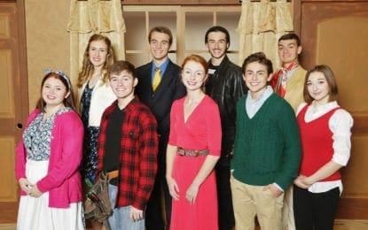 Cicero-North Syracuse High School presents 'Noises Off!'