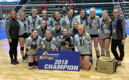 Westhill volleyball wins first-ever state championship