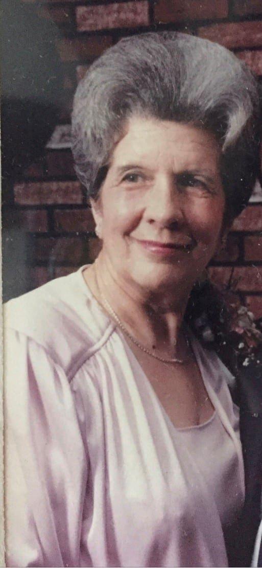 Nora Colucci, 90