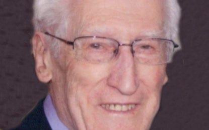 Robert E. Raab, 97