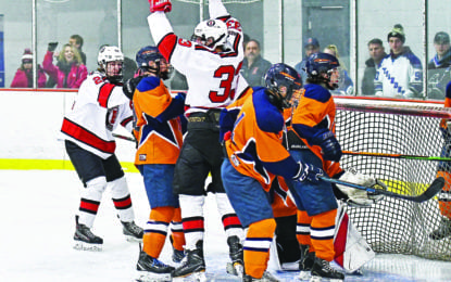 Hockey Bees go to 4-0, await showdown with Syracuse