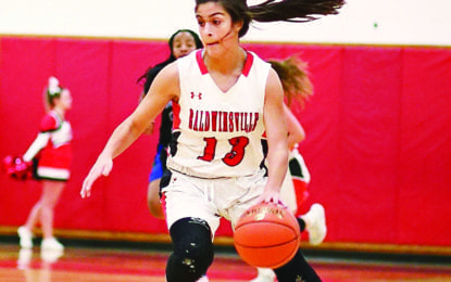 Girls hoops Bees humbled by C-NS, Liverpool