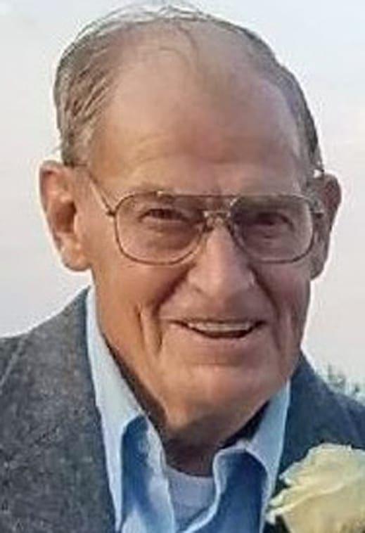 James F. Whidden, Sr., 87