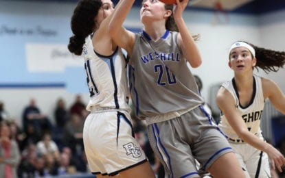 Ludden, Westhill girls to meet twice; Marcellus goes to 3-0