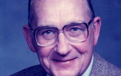 Harold Clifford Ware, 91