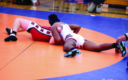 C-NS's Bigford gets wrestling honor; Liverpool beats Baldwinsville