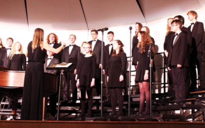 Cazenovia, Solvay high school choirs give joint performance