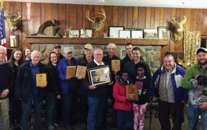 Local Izaak Walton League chapter wins awards