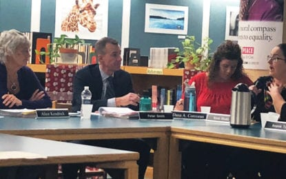 Former members fill two J-D board vacancies, no public input allowed on decision
