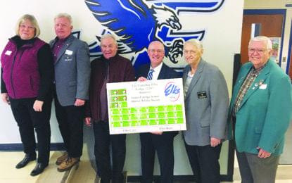 Camillus Elks Lodge gives back