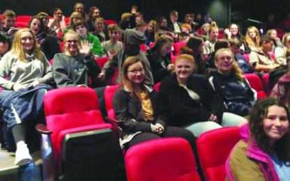 JE students learn from 'A Christmas Carol'