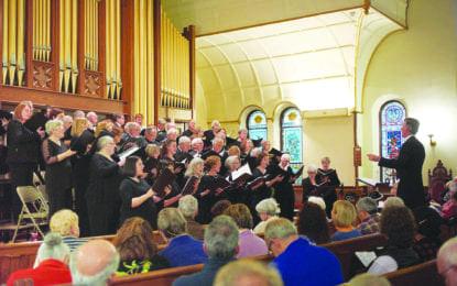 MasterWorks Chorale celebrates the season