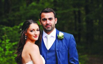 Natalie Elizabeth Ernyey weds Ian McKenzie Newland