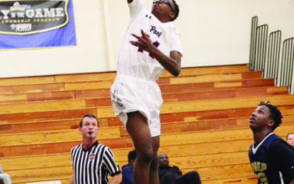 Boys basketball Warriors, Northstars charge into new year