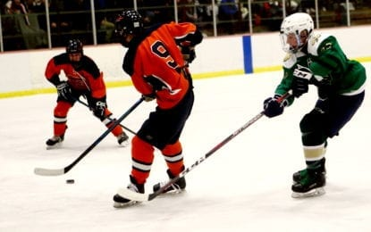 Hockey Northstars go 1-2; Boland nets five for Liverpool