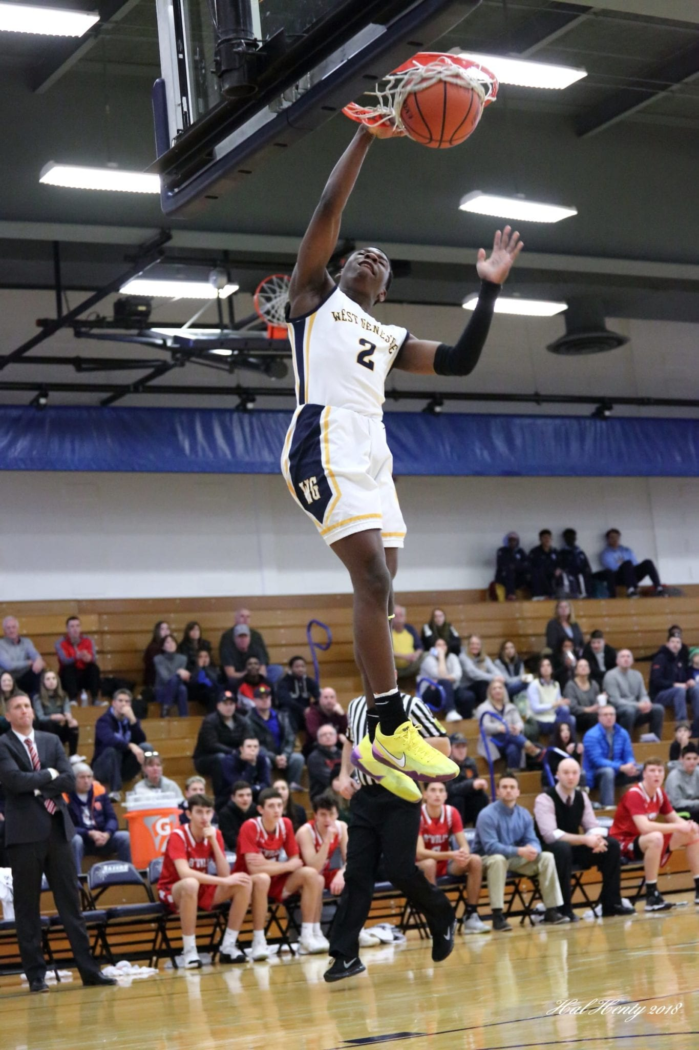 Boys basketball Wildcats fall to Corcoran, Henninger in OT