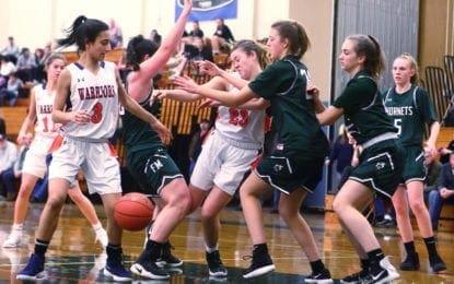 Girls basketball Northstars, Warriors earn league wins
