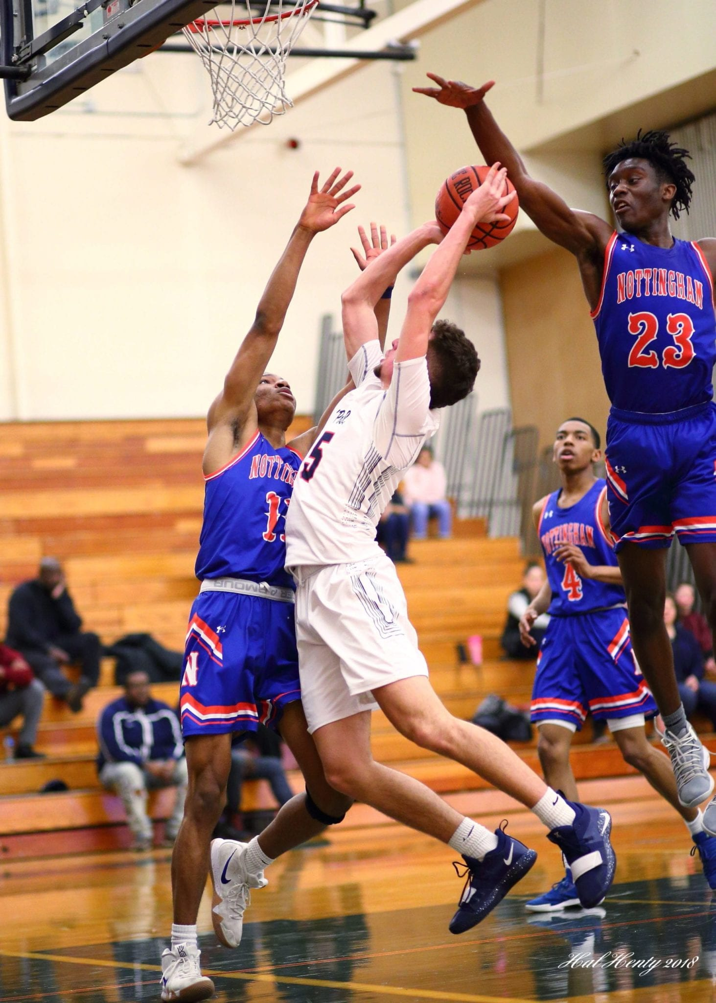 Liverpool, C-NS boys basketball sweeps league foes