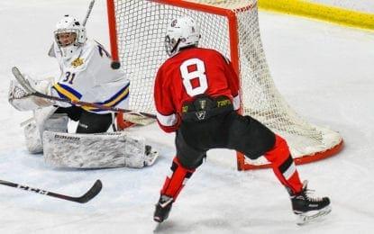 B'ville hockey falls to West Genesee, 5-1