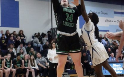 Ludden basketball teams get Sunday sweep of Grimes