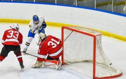 West Genesee hockey rolls past Baldwinsville, 5-1