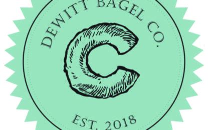 DeWitt Bagel Co. set to open this spring