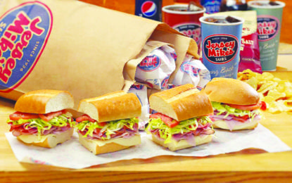 Jersey Mike's Subs to open in DeWitt