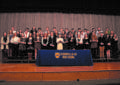 50 Caz students inducted into National Honor Society