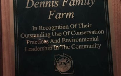 Pompey farm honored
