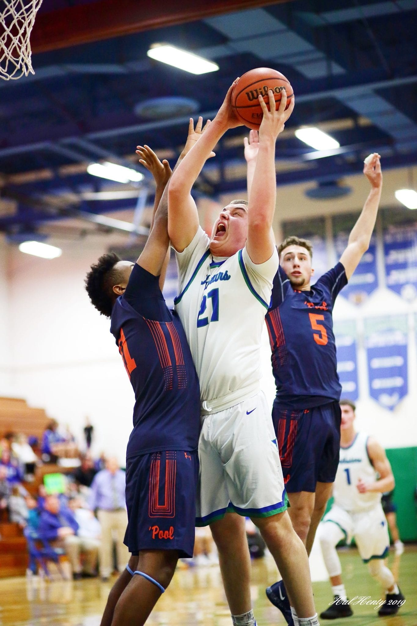C-NS gets Friday basketball sweep of Liverpool