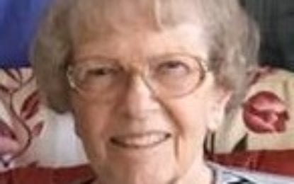 Irene M. Moore, 87