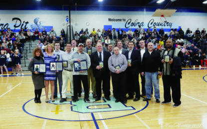 Bishop Grimes honors Hall of Fame inductees