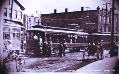 HIstoric Moment: Trolleys