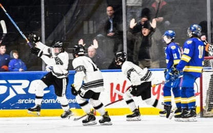 Syracuse claims hockey sectional final epic over West Genesee