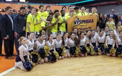 Boys basketball Wildcats break 25-year sectional title drought
