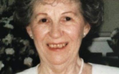 Betty A. Grier, 87