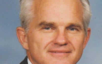 Harvey G. Stenger, Sr., 84