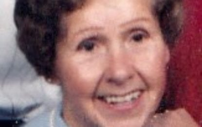 Betty M. Welch, 96