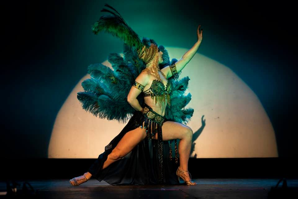 Salt City Burlesque to perform March 16 at CNY Jazz Central