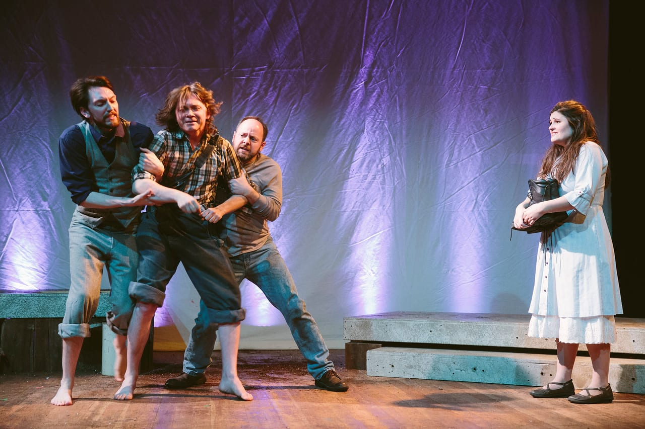REVIEW: B'ville Theatre Guild scores with an absorbing Depression-era drama