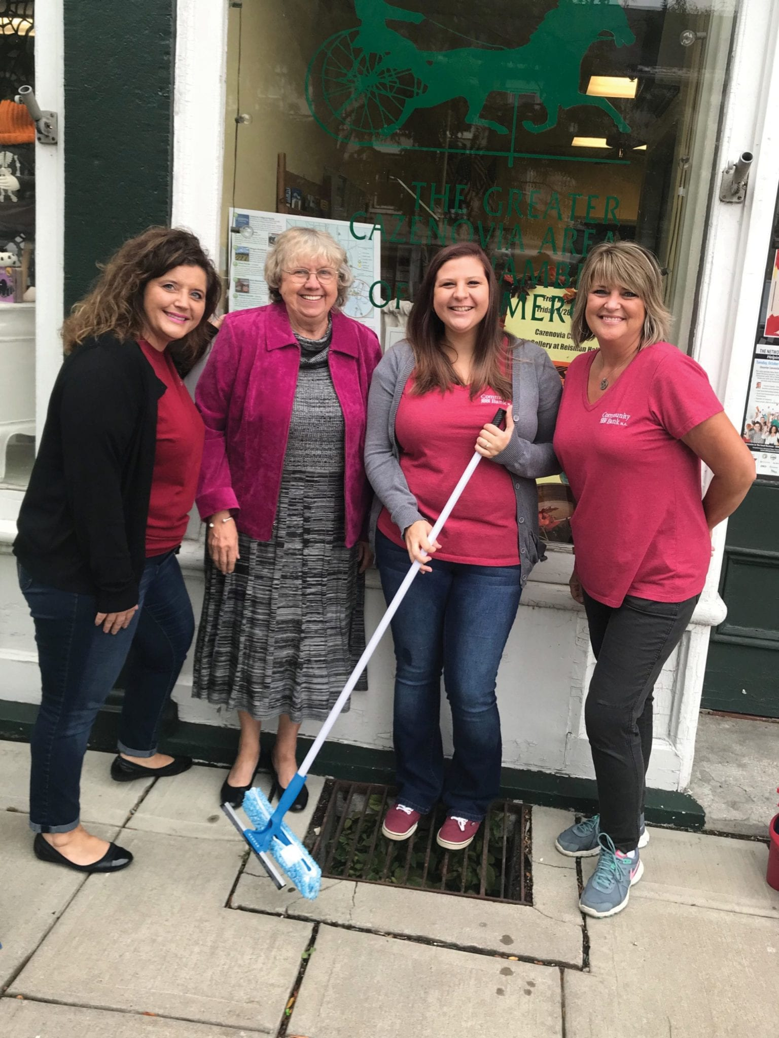 Community Bank N.A.: Committed to community
