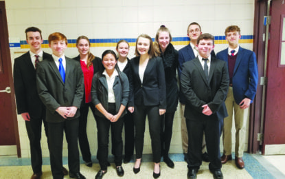 Caz Mock Trial team off to a strong start