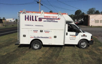 Hill's is a Generac authorized dealer