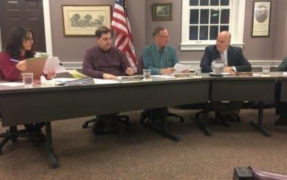 Fayetteville trustees address recent sewage spill