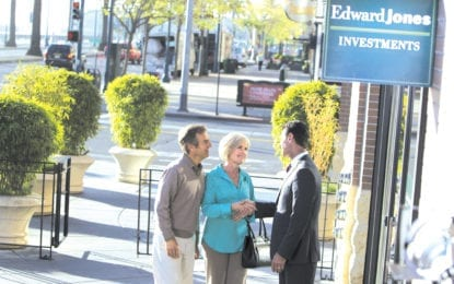 Trust in Edward Jones to secure your future