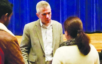 Agriculture, healthcare, climate change discussed at Brindisi town hall