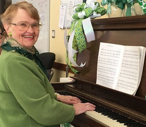 Canton Woods Senior Center: Why Gloria is in love with Canton Woods