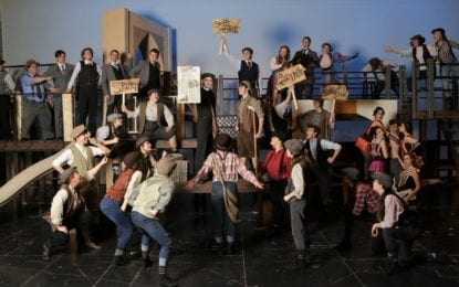 C-NS to present 'Newsies' March 14-16